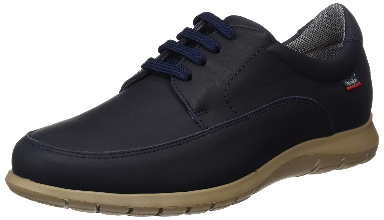 TALLA 43 EU. Callaghan Sun, Zapatos de Cordones Derby para Hombre
