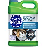 Cat's Pride Fresh and Light Premium Clumping Fragrance Free Scoopable Cat Litter Jug, 15-Pound