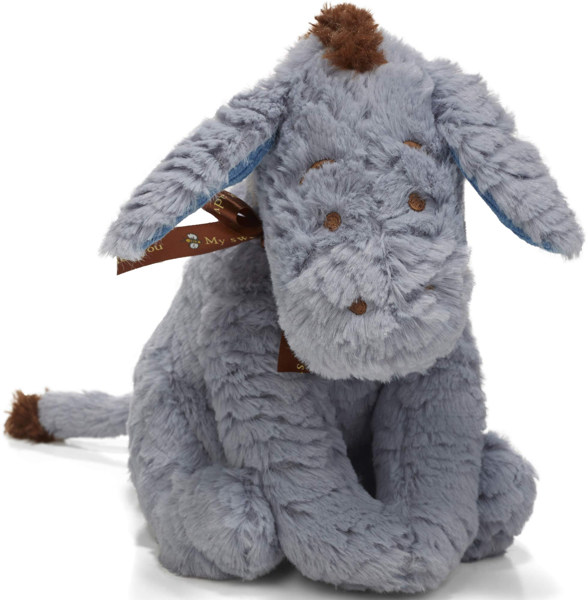 Disney Baby Classic Eeyore Stuffed Animal Plush Toy, 11.75 inches by KIDS PREFERRED