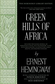 Green Hills of Africa: The Hemingway Library Edition (English Edition)
