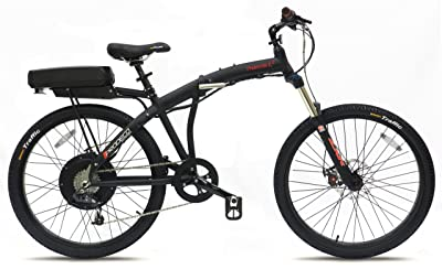 Prodeco Phantom X2 Best For Outdoor Folding Electric Bicycle Review