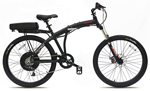 Prodeco V5 Phantom X2 8 Speed - Best Folding Electric Bike Review