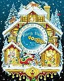 Christmas Cuckoo Clock Advent Calendar with Spinner