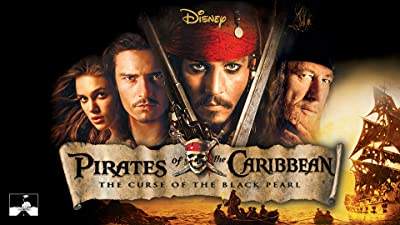 Pirates of the Caribbean: The Curse of the Black Pearl (4K UHD)