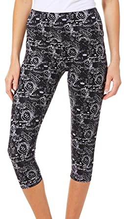 267bf028506ef Khakis & Co Womens Bon Voyage Capri Leggings at Amazon Women's ...