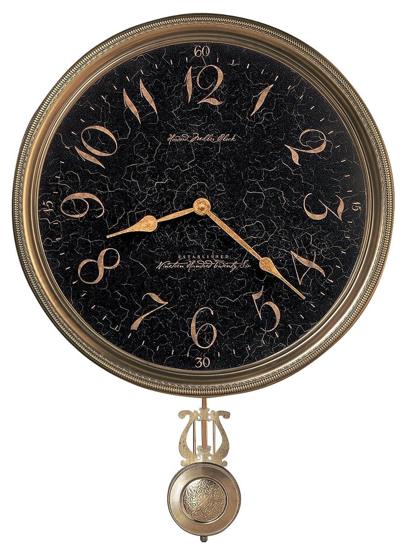 amazoncom howard miller paris night wall clock home u0026 kitchen