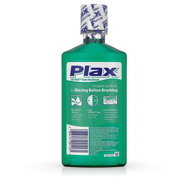 Amazon.com   Plax Advanced Formula Plaque Lossening Rinse aa1a6ce7c56
