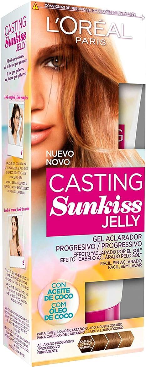 LOreal Paris Casting Crème Gloss Jelly 01 para Cabello ...