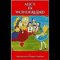 Alice in Wonderland (Alicia en el país de las Maravillas) (Spanish Version) (Spanish Edition)