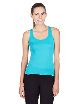 d48a3b64128 Jockey Women's Cotton Racerback Tank Top