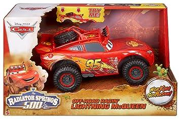 Disney Cars Off Road Racin Lightning McQueen Toy Amazoncouk