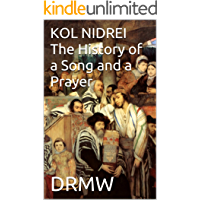 KOL NIDREI The History of a Song and a Prayer book cover