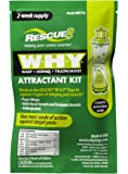 RESCUE! WHY Non-Toxic Wasp, Hornet, Yellowjacket Attractant Refill, 2 Weeks