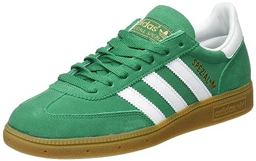 zapatillas hombre verdes adidas