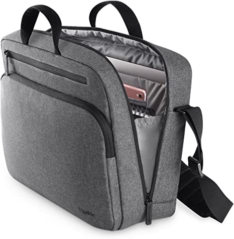 "TUCANO ONE PLUS Notebook 16/"" Borsa da viaggio Trolley Custodia Protettiva Case Macbook Black"