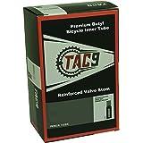 TAC-9 Bike Tubes, Regular Schrader Valve - Select Your Size