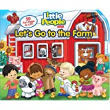 Fisher-Price Little People: Let's Go to the Farm (Fisher Price Lift the Flap)