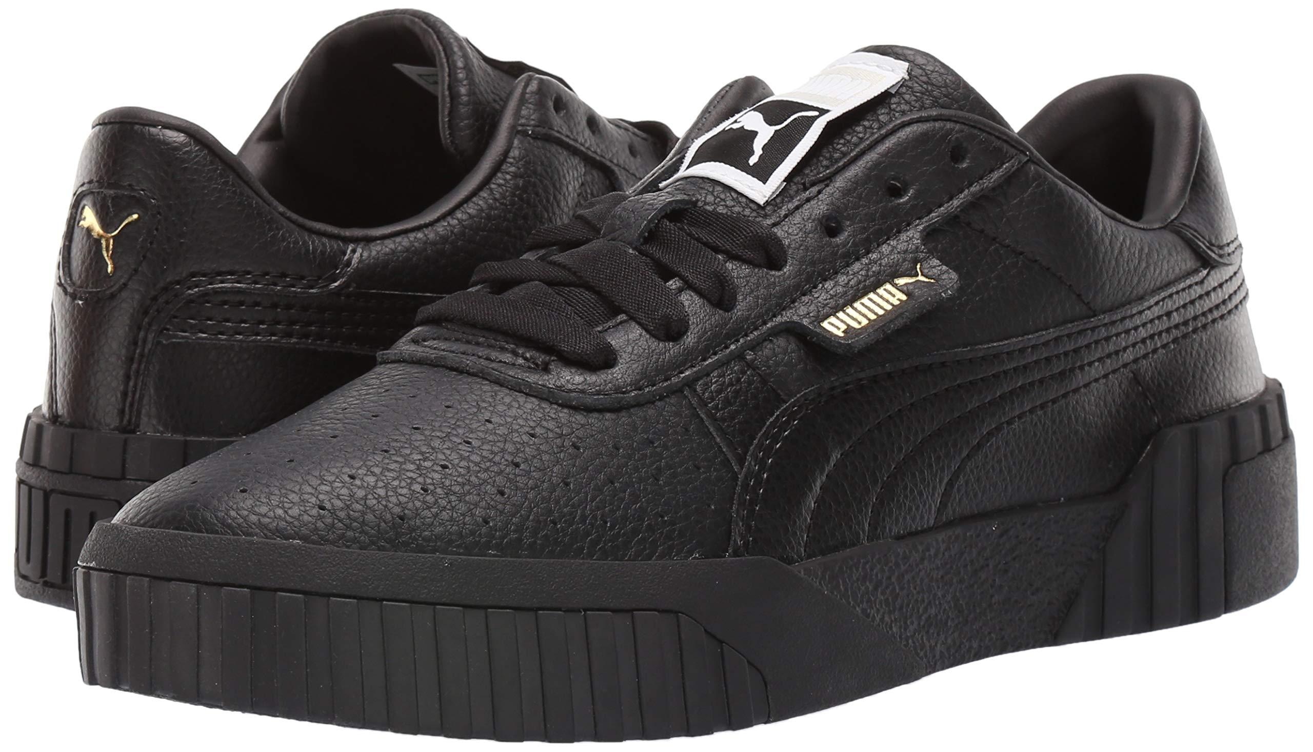 Details about PUMA Women's Cali Sneaker, Puma Black-Puma Black , - Choose  SZ/color