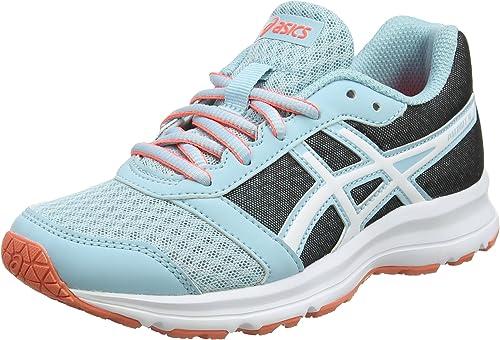 ASICS Patriot 9 GS, Zapatillas de Running Unisex Niños: Amazon.es: Zapatos y complementos