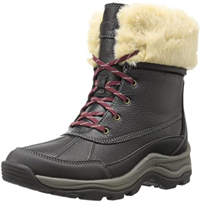 how much for sale Clarks Leather Water Resistant Lace-up Outdoor Boots - Mazlyn Arctic new styles online idK3E
