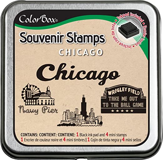 CLEARSNAP ColorBox Souvenir Stamps, Florida