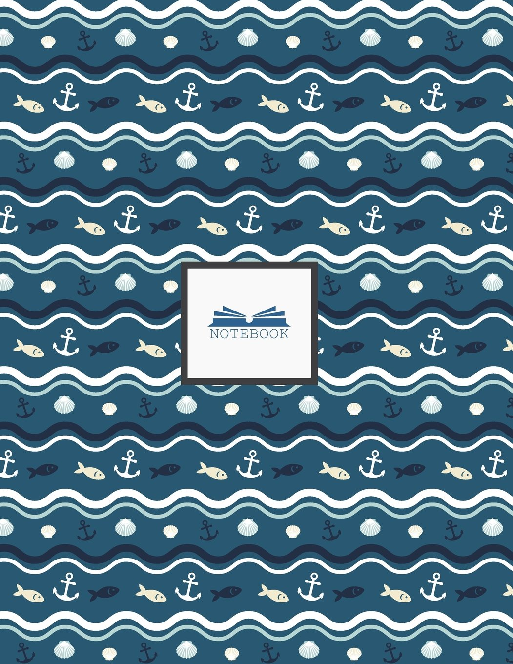 Notebook: Navy cover and Dot pages, Extra large (8.5 x 11) inches, 110 pages, notebooks and journals (Navy notebook,) (Volume 40) pdf epub