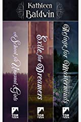 The Stranje House Series: A School for Unusual Girls, Exile for Dreamers, Refuge for Masterminds Kindle Edition