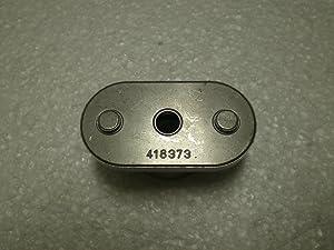 Husqvarna 418373 Lawn Mower Blade Adapter Genuine Original Equipment Manufacturer (OEM) Part