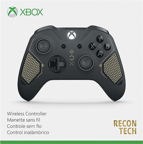 Microsoft Xbox Wireless Controller Recon Tech Special Edition ...