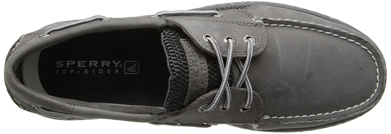 Sperry top-sider – Herren A A A O 2-eye Schuhe, Grau Schwarz, 43 EU 77fcb1