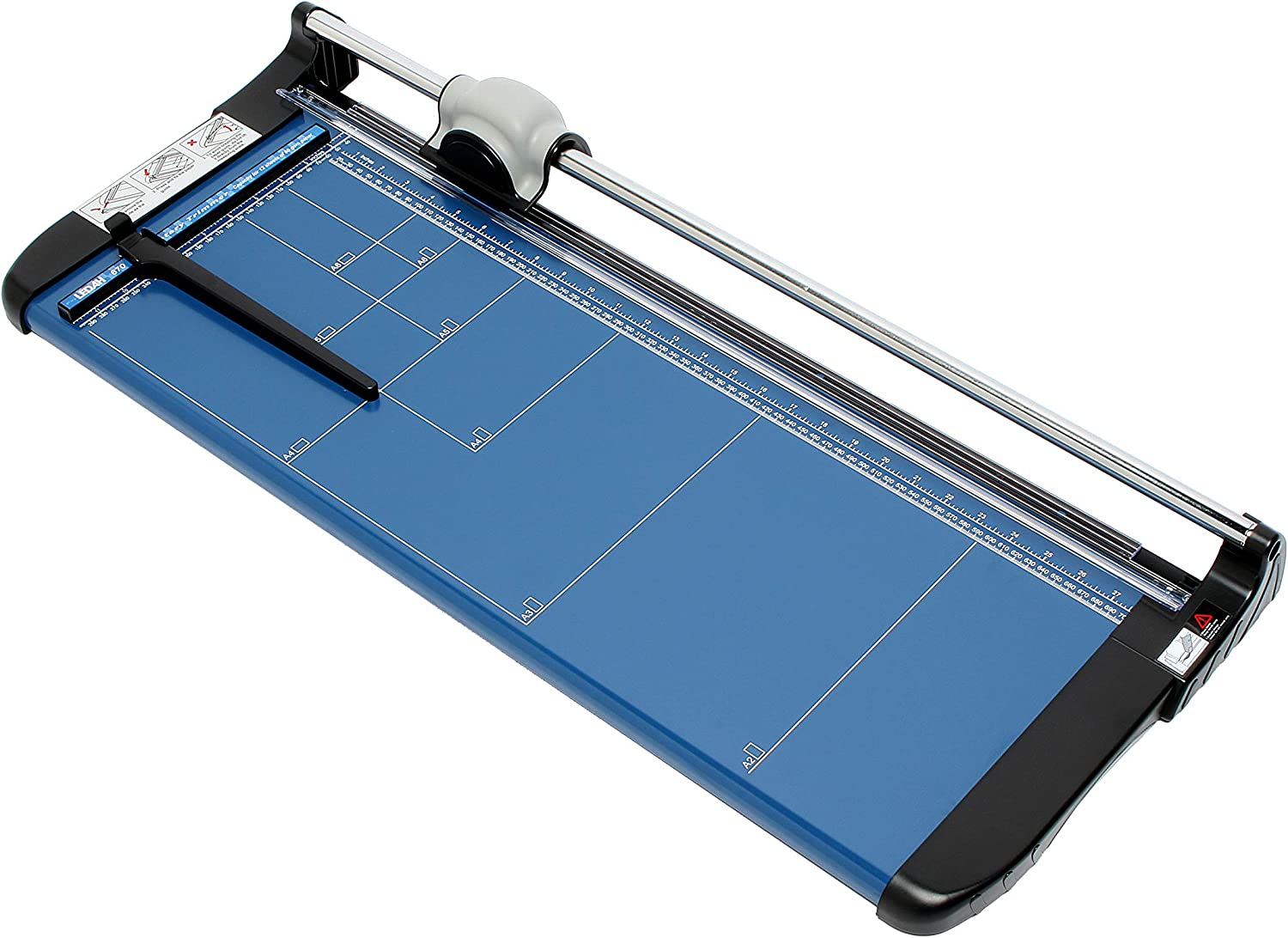 Dahle 527494 - Cizalla de rodillo, 2 mm: Amazon.es: Oficina y ...