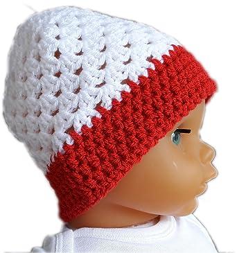 Babymütze Häkeln Muschelmuster Lerepairedugame