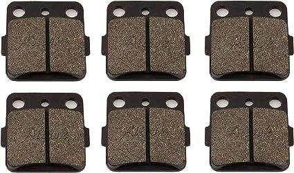 Front Rear Brake Pads For Honda TRX 300 EX TRX300 1993 1994 1995 1996 1997 RE