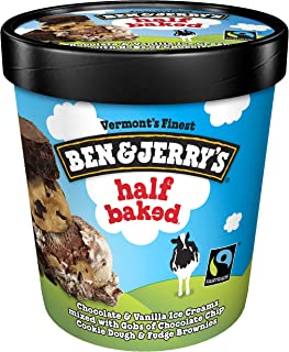 product image for Ben and Jerry's Ice Cream Half Baked Non-GMO 16 oz