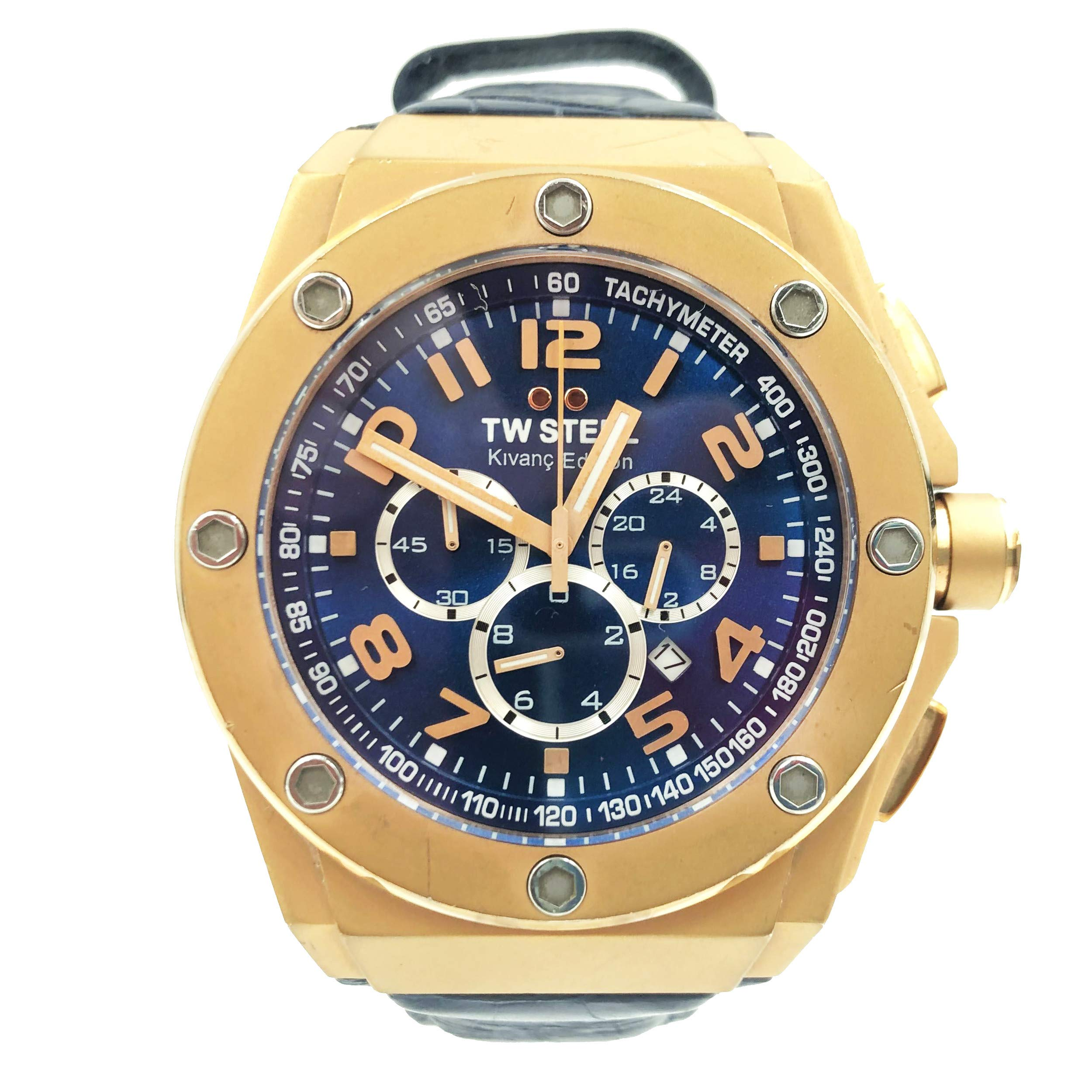TW Steel CEO Quartz Male Watch CE4004 (Certified Pre-Owned) by TW Steel
