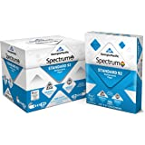 Georgia-Pacific Spectrum Standard 92 Multipurpose Paper, 8.5 x 11 Inches, 1 box of 5 packs (2500 Sheets) (991316)