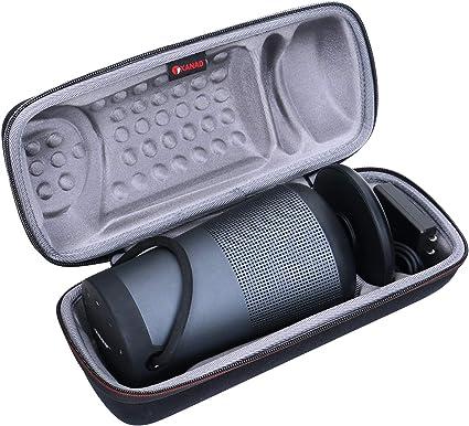 CO2CREA Hard Case Bag for Bose SoundLink Revolve Bluetooth Speaker