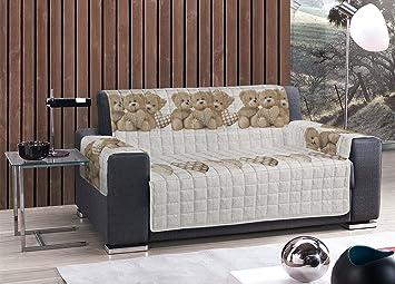 Co.Ingros.Tex - Funda de sofá acolchada, con diseño de ...