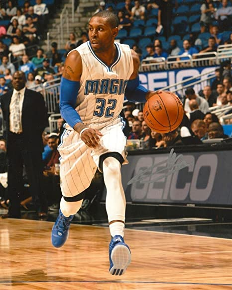 3f843623084b C.J. Watson Autographed Photograph - ORLANDO MAGIC 8X10 COA C - Autographed  NBA Photos
