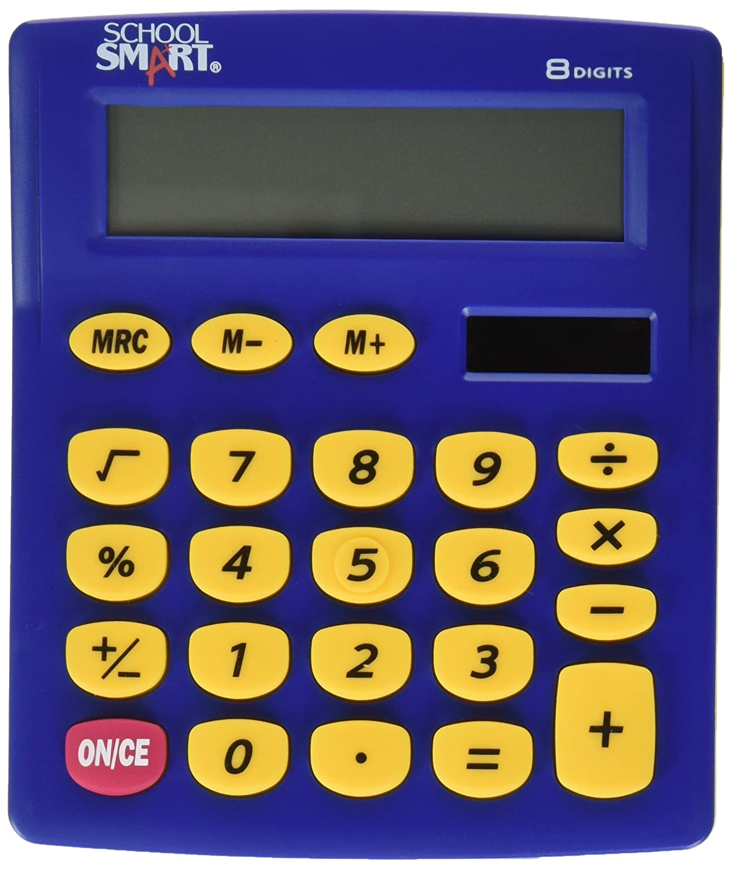Amazon school smart primary calculator school smart prmary amazon school smart primary calculator school smart prmary calculator office products falaconquin