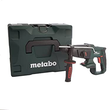 Metabo Akku-Kombihammer KHA 18 LTX 18V ohne Akku ohne Lader im MetaLoc Koffer