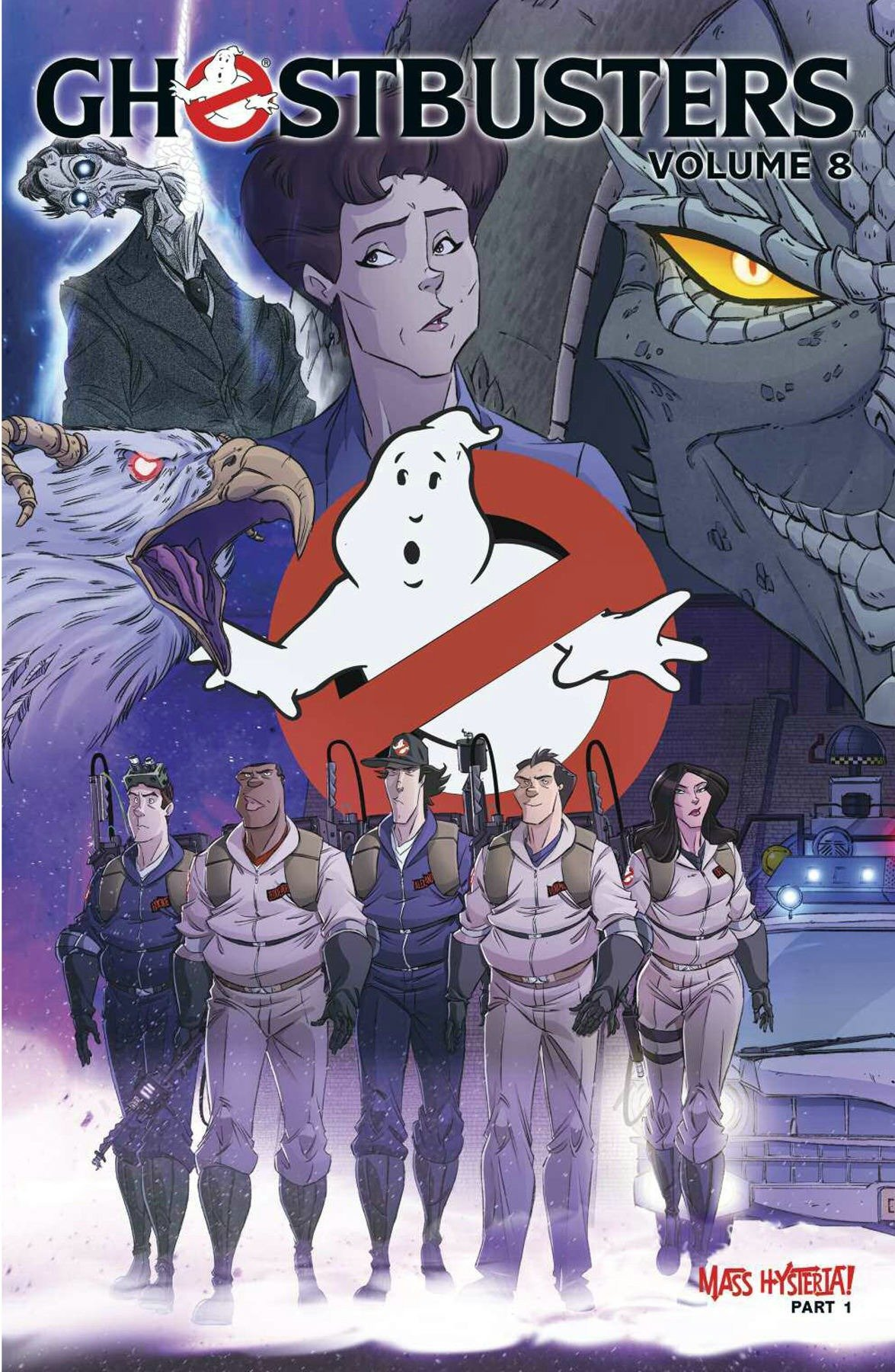 Ghostbusters Volume 8: Mass Hysteria Part 1 (Ongoing (2012-2014)) PDF