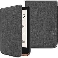 Fintie Slimshell Hoes voor Pocketbook Touch HD 3 / Touch Lux 4 / Basic Lux 2 E-Reader - Premium Lichtgewicht PU Leer…