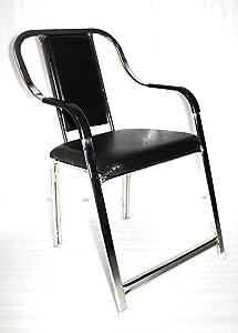 RST Leatherette Multi Purpose Chair (Black)
