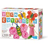 Great Gizmos Easy-to-Do - Juego para crear una mariposa de punto