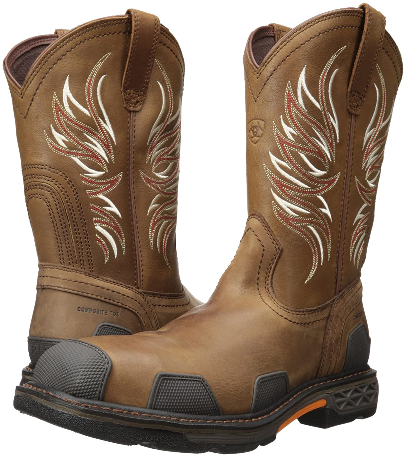 48a750e7149 ARIAT Men's Overdrive Composite Toe Work Boot