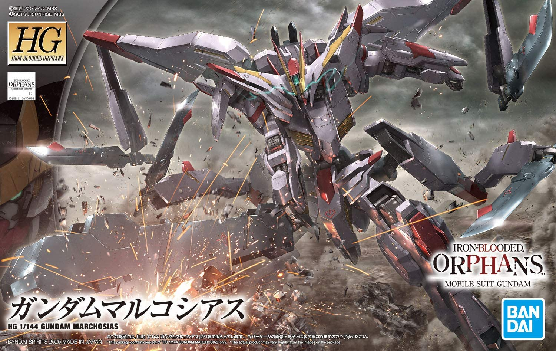Bandai Spirits 1//144 HG Gundam Marchosias Mobile Suit Gundam Iron-Blooded Orphans 040