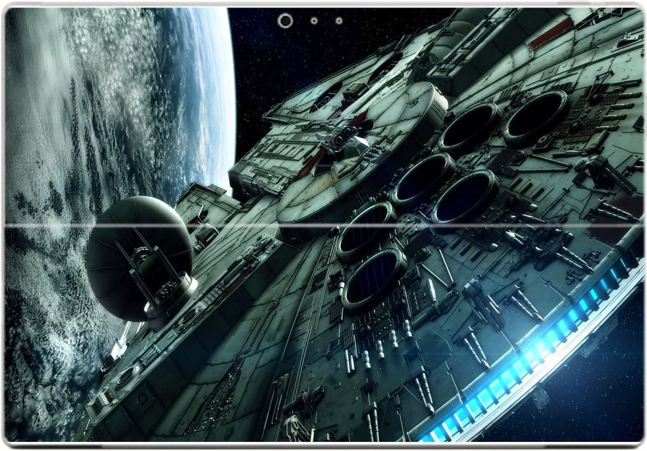 Space Station Surface Pro 3 Vinyl Decal Sticker Skin by Demon Decal