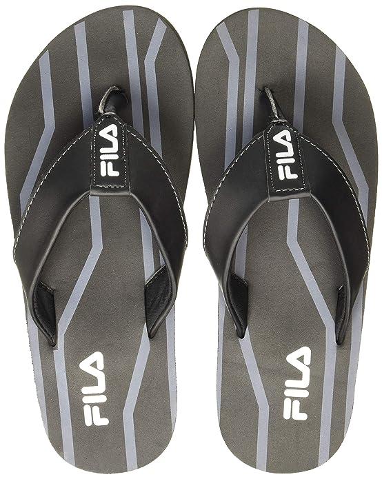 [Size 6] Fila Boys Meola Slippers