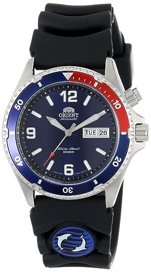 Orient CEM65003D - Reloj de hombre automático azul